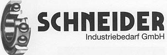 SCHNEIDER Industriebedarf GmbH Logo